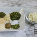 Homemade buttermilk ranch seasoning mix recipe,
