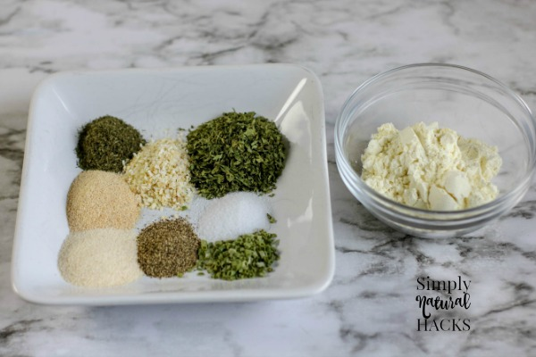 Homemade buttermilk ranch seasoning mix recipe,