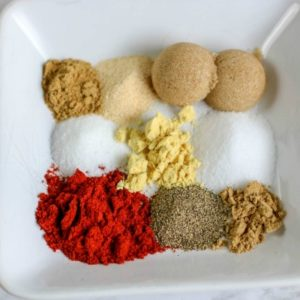Homemade smoky barbecue seasoning mix recipe.
