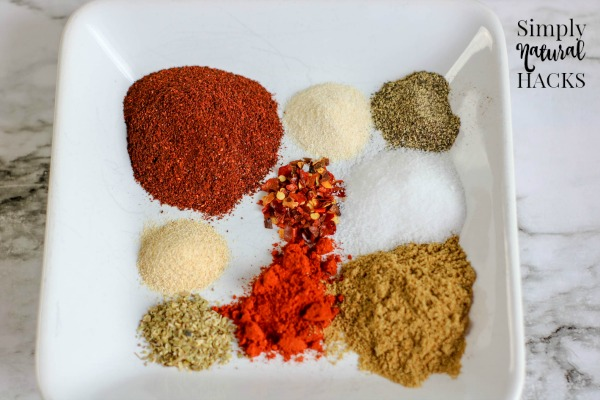 spicy taco seasoning mix recipe